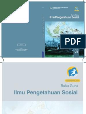 Buku Pegangan Guru Ips Kelas Vii Smp Mts K13
