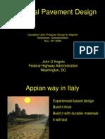 John Dangelo Perpetual Pavmt Design CUPGA