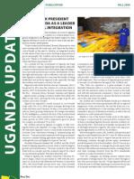 Uganda Update Fall 2009 Final