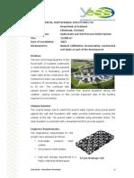 Basement Hydrostatic design