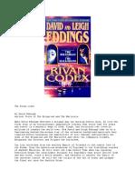Eddings, David - The Rivan Codex