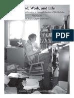 Festschrift Volumes 1 2 Final