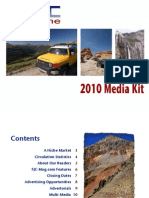 FJC Magazine Media Kit 2010