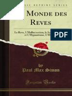 Le Monde Des Reves