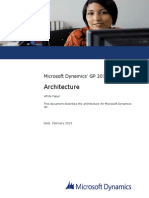 Dynamics GP Architecture