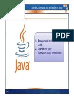 Leccion2 Programacion en Java