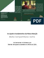 Os Quatro Fundamentos Bhante G Site