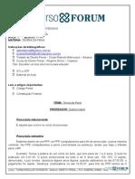Turma Regular Intensiva 2013.1 (Presencial) Manhã - Direito Penal - Teoria Da Pena - Gabriel Habib- Aula 13 01.07.13