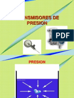 Transm Presion