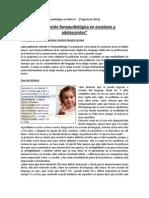 1º Clase Intervención Fonoaudiológica en Niños II (1)