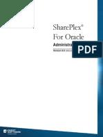 SharePlex 80 Admin Guide