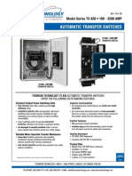 Tt-ts830 Transfer Switch