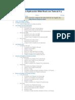 Desarrollo de Una Aplicacion Web Con Tomcat y MySQL