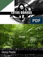 Lotus Boards Presentation