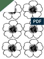 gambar bunga hiasan