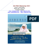 AsmaNadia-Catatan Hati Seorang Istri-Dew - Asma Nadia
