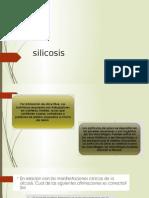 Silicosis Exposicion