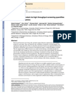 A Biosensor Generated via High Throughput Screening Quantifies