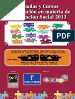 Folleto Programa Formación COTSCLM 2013