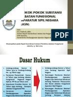 20140513_asdep Standardisasi Jabatan Dan Pengembangan Kompetensi Sdm Aparatur