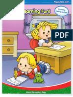 Fisher Price Learning Fun Preschool 1