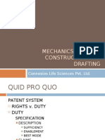 30386931 Mechanics of Claim Construction and Drafting