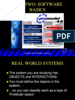 Software Promodel
