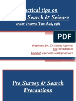 Practical Tips on Survey, Search & Seizure_ 11-05-2014