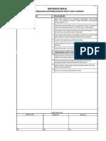 Copy of WI Pemakaian Dan Pemeliharaan Safety Body Harness