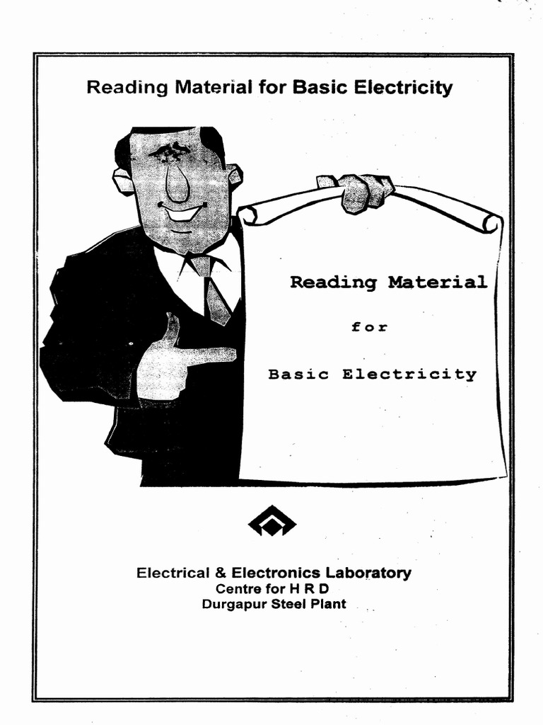 Reading Material For Basic Electricity Electrical Impedance Basicelectricity Series And Parallel Circuits