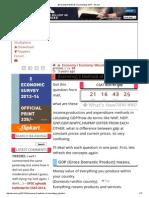 3 Methods of Calculating GDP - Mrunal