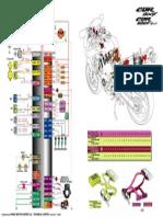 CBR600F Diagrama Electrico