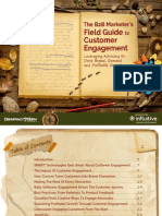 Field Guide to Customer Engagement