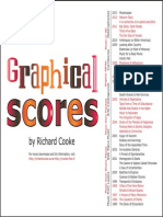 Graphical Scores 1989-2013
