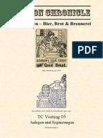TCV_05 Hefen Helfen - Bier Brot und Brennerei - Teil 2 Anlagen
