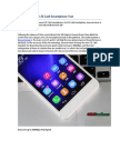 Huawei Honor 6 LTE Cat6 Smartphone Test