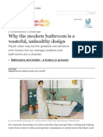 Why the modern bathroom ...style | theguardian.com