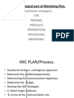 6cff1IMC as an Integral Part of Marketing Plan
