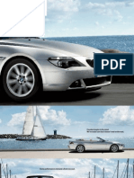 6series Coupe Convertible Catalogue