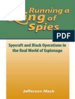 RUNPDF Running a Ring of Spies Spycraft and Black Operations in the Real World of Espionage Jefferson Mack Free Sample