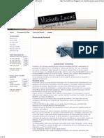 Michelli Lucas - Designer de Interiores_ Dicas Para Promob