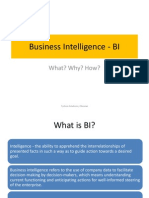 Businessintelligence in Banking