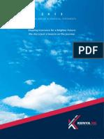 Kenya Re Annual Report 2013