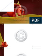 HUMAART Oral Presentation- Food