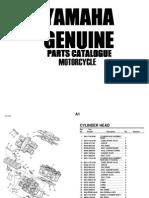 1983 XVZ12TD K Parts Catalog