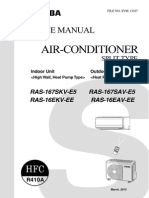 Service Manual Avant 167SKV-E5