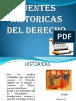 Fuentes Historicas Del Derecho