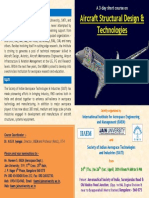 Brochure - Aircraft Structural Design and Technologies