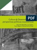 Cultura e Desenvolvimento Cult10 UFBA