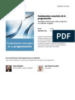 Fundamentos Esenciales de La Programacion